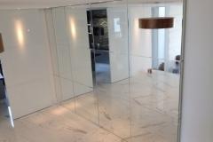 Painel de espelho