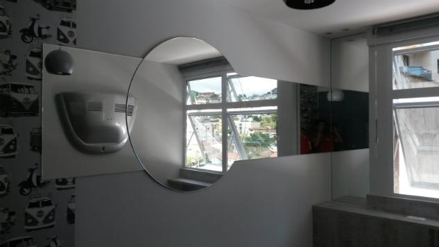Espelho quarto Personalizado