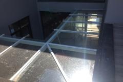 Telhado de vidro